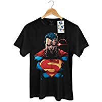 Camiseta Superman X-Ray Vision Colors