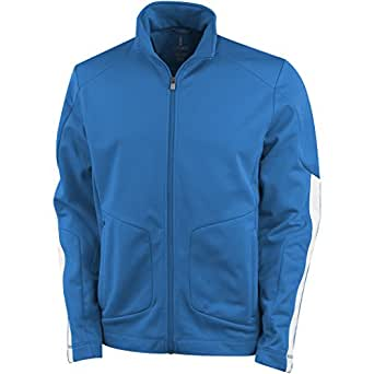 Elevate Mens Maple Knit Jacket at Amazon Mens Clothing store: