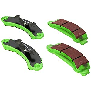 EBC Brakes DP61272 6000 Series Greenstuff Truck and SUV Brake Pad