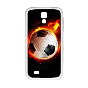 Fire Football Hot Seller High Quality Case Cove For Samsung Galaxy S4