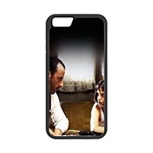 iPhone 6 4.7 Inch Cell Phone Case Black Leon And Mathilda SUX_126331