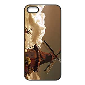 Windmill Hight Quality Case for Iphone 5s