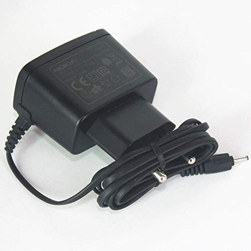 FidgetFidget Wall Charger Adapter Original AC-3E EU Travel for Nokia 1200 1208 1650 C5 C7 E71
