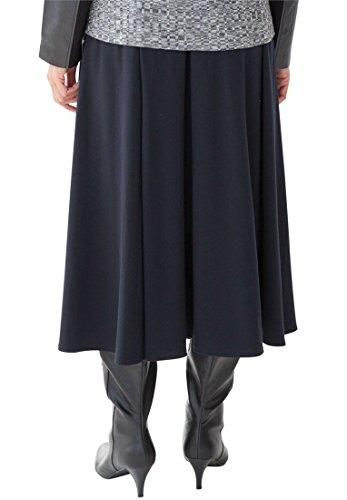 513a7ee9e687 Jessica London Women s Plus Size Midi Skirt In Ponte Knit