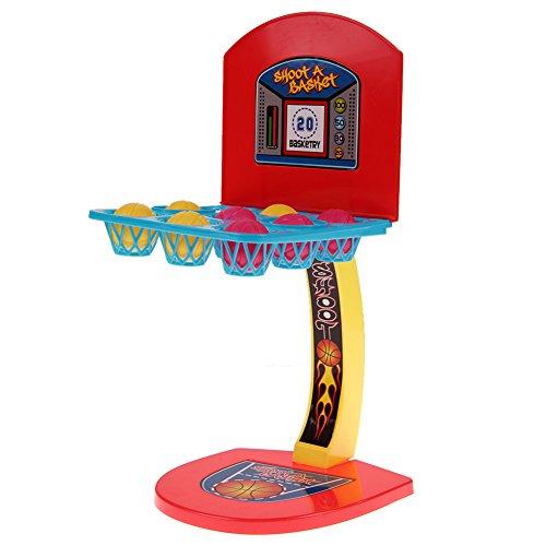 家族 面白い ボードゲーム ミニバスケットボール テーブル ボールゲーム シュートゲーム フィンガープレイ 玉入れゲーム 子供 おもちゃ 贈り物 Prosperveil