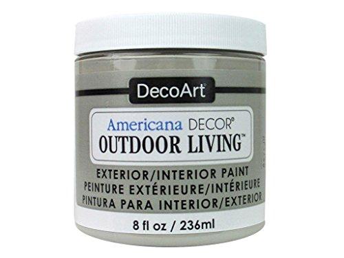 Patio Paint 8 Oz - DecoArt Americana Outdoor Living 8oz Patio