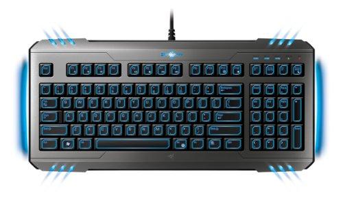 (Razer Marauder StarCraft II Gaming Keyboard)