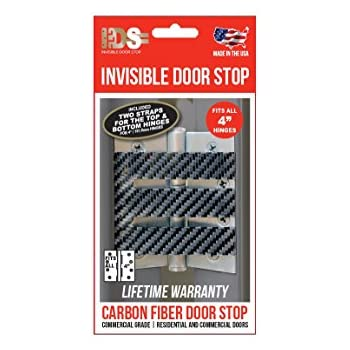Amazon Com Invisible Doorstop Fiber By Invisible Door