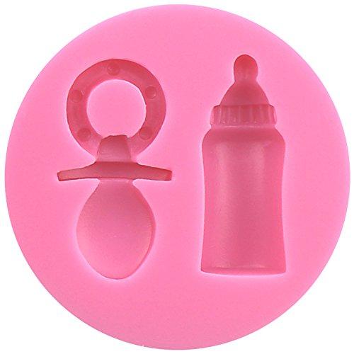 Funshowcase Sugarcraft Baby Feeding Bottle and Pacifier Cand