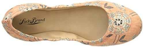 Brand Ballet Emmie Flats Lucky Women's Tropez P80dnpSx