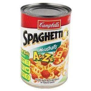 Safety Technology Spaghetti'os Diversion Safe DS-SPAGHETTI