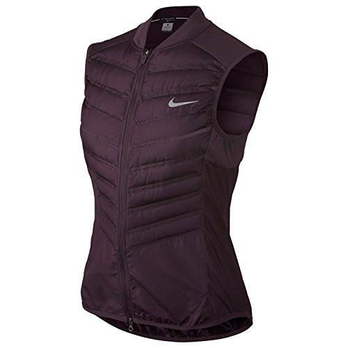 Nike Aeroloft 800 Women's Running Vest Noble Purple 686199 507 Small by NIKE