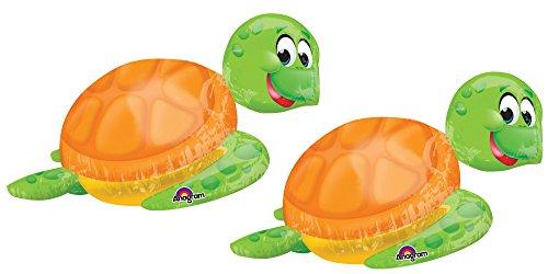 Set of 2 Jumbo Sea Turtle 31
