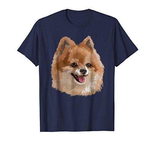 Pomeranian Dog T-shirt Tee Tees T Shirt Tshirt