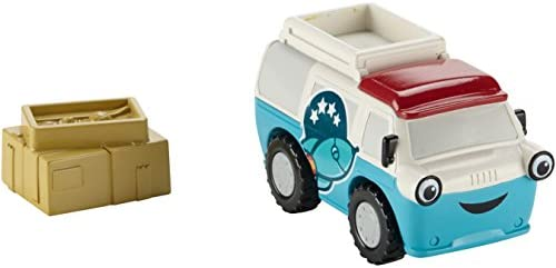 Betsy Vehicle Fisher Price DXN62 Fisher-Price Bob the Builder