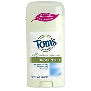 Tom S Naturally Dry Unscented