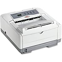 OKI Data B4600 27ppm LED Digital Monochrome Printer - White (62427201)
