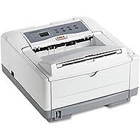 OKI Data B4600 27ppm LED Digital Monochrome Printer - White (62427201)
