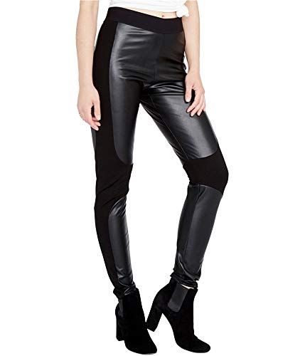 RACHEL Rachel Roy Simone Faux-Leather Stretch Legging (Black, ()