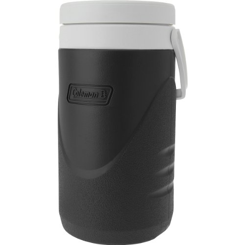 COLEMAN 1/2 GALLON JUG-COLOR OPTIONS AVAILABLE BLACK - Black Jug