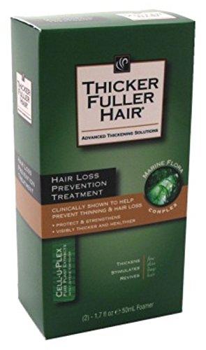 Hair loss prevention packs