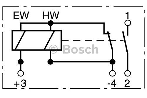 Bosch 0333006010VS–Relé de