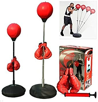 Black//Red METAL BOXE MB313V Speed Ball Unisex Adult