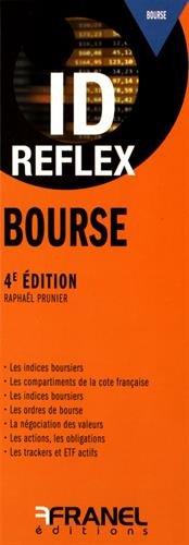 Bourse Reliure inconnue – 16 août 2016 Raphaël Prunier SEFI 2896035389 Economie