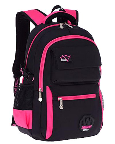 School Travel Daypack Rucksacks Rose Backpack Trekking Lightweight Mountaineering Weekend Rose Bicycle gqAwCfxA