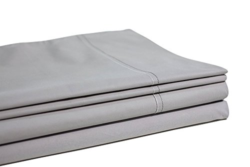 Alterra Pure Sheet Set - GOTS Organic Cotton Percale - Available in Twin, Queen, King, and Cal King