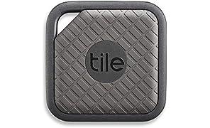 Tile Sport - Key Finder. Phone Finder. Anything Finder (Graphite) - 1 Pack