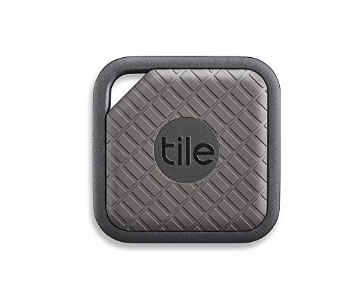 (Tile Sport - Key Finder. Phone Finder. Anything Finder (Graphite) - 1 Pack)