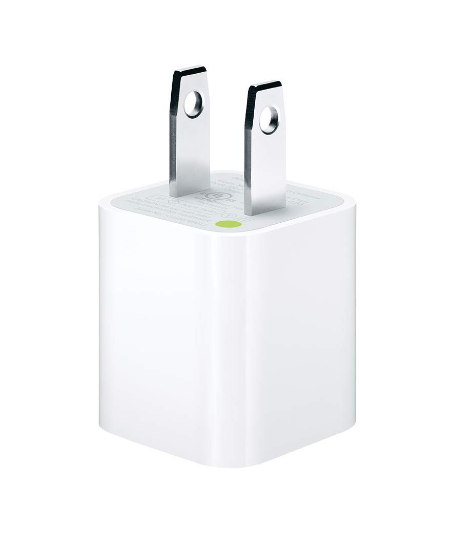Apple 5 W Usb Power Adapter (For I Phone) by Apple