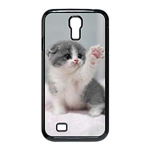 Winfors Scottish Fold Cat Phone Case For Samsung Galaxy S4 i9500 [Pattern-2]