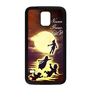 High Quality -ChenDong PHONE CASE- For Samsung Galaxy S5 -Peter Pan - Wouldn't Grow Up-UNIQUE-DESIGH 7