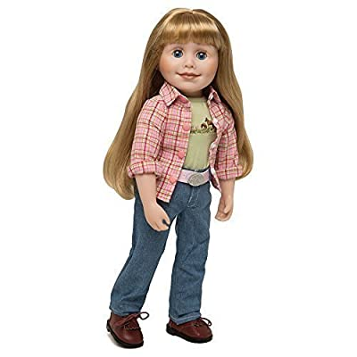 Maplelea Ready to Ride Outfit for 18 Inch Dolls: Toys & Games