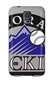 colorado rockies MLB Sports & Colleges best Samsung Galaxy S5 cases 1764403K456591217