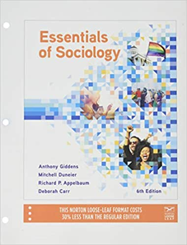 Sociology (6th Edition)