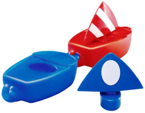 Learning Resources - Smart Splash  Sail Away Shapes
