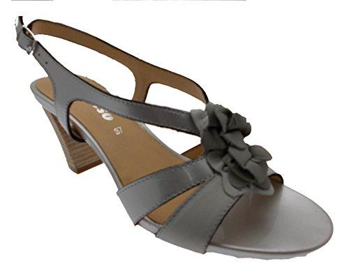 sandalo donna grigio ghiaccio art K95113