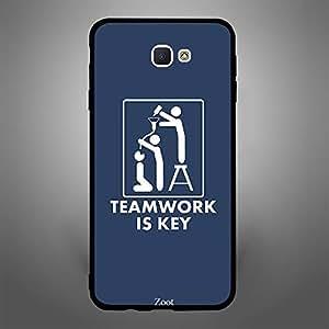Samsung Galaxy J7 Prime Teamwork is key