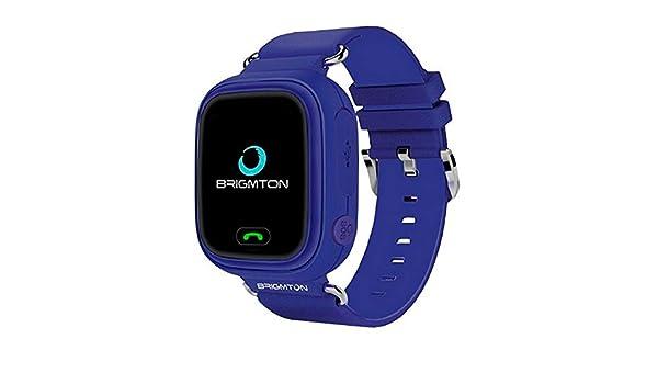 Brigmton BWATCH-Kids SmartWatch GPS, Morado: Amazon.es ...