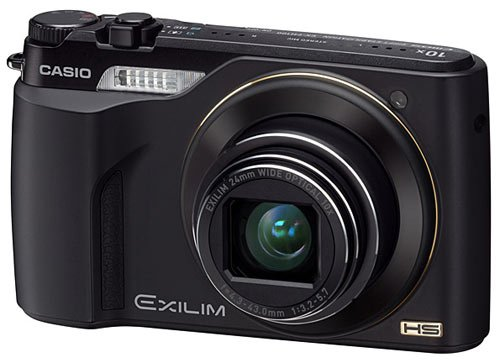 Casio Exilim Ex-fh100 High Speed Camera Black