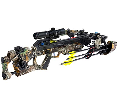 Excalibur Crossbow E74047 Assassin 360 Crossbow Realtree Edge