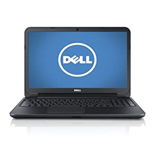 "Dell inspiron i15RV-954BLK Laptop Intel Pentium 2127U (1.90 GHz) 4 GB Memory 500 GB HDD Intel HD Graphics 15.6"" Windows 8.1 Black Matte with Textured Finish [Discontinued By Manufacturer]"