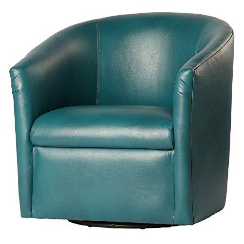 Good Comfort Pointe 671931 Draper Swivel Chair, Agean