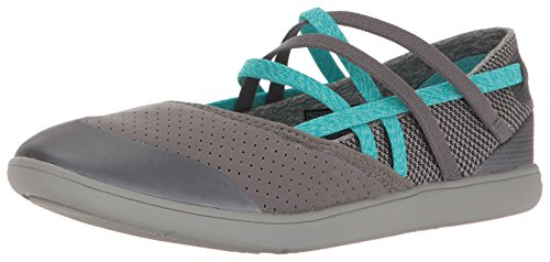 Teva Frauen W Hydro-Life Slip-On Slipper Granit