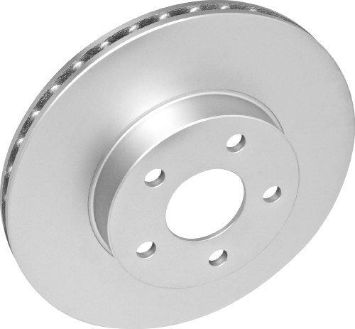 (Bosch 16011437 QuietCast Premium Disc Brake Rotor For: Chrysler 200, Sebring; Dodge Avenger, Caliber; Jeep Compass, Patriot; Mitsubishi Lancer, Outlander, Outlander Sport, RVR, Front )