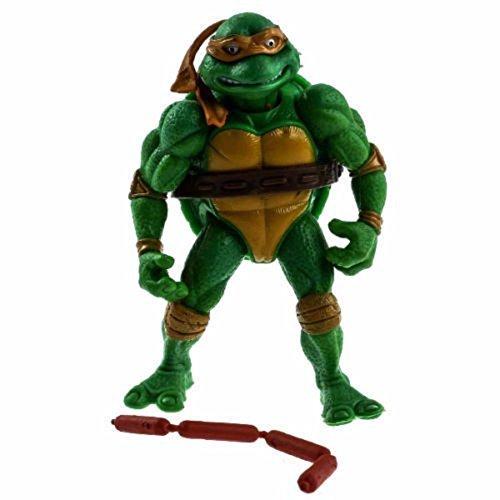 6pcs Teenage Mutant Ninja Turtles Action Figures Classic Collection Toys Set Boy