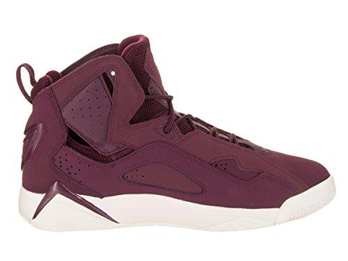 Jordan Nike Herren True Flight Basketballschuh Bordeaux / Bordeaux-Segel